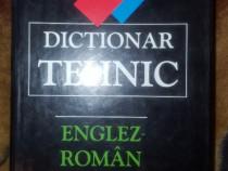 Dictionar tehnic englez - roman an 2004 -170.000 termeni