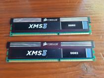 Kit memorii Corsair XMS3 2x2GB DDR3 1600 MHz CL9