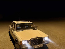 Mercedes Cobra 1978 . Masina de colectie
