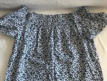 Bluza cu umerii goi H&M