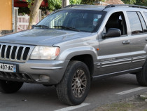 Jeep Grand Cherokee Limited ( Mercedes ML 270 )