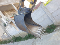 Cupa 90 cm pentru Excavator si Buldoexcavator new holland,