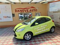 Ford ka, revizie si livrare gratuite, garantie, rate fixe