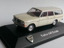 Macheta Volvo 145 Estate 1969 - Atlas 1/43 (cu defect)