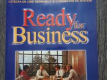 Ready for business curs de comunicare de afaceri