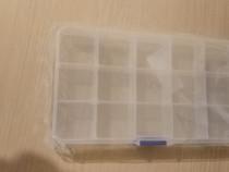 Organizator medicamente cutie nasturi etc