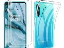 OnePlus Nord Husa TPU + Folie sticla U04001629