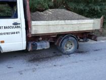 Piatra sortata nisip sortat balast pamant