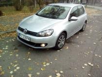VW Golf 6/Euro 5/Benzina/122CP/6 trepte/Proprietar