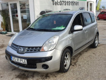 Nissan Note,1.4Benzina+GPL,2006,Finantare Rate