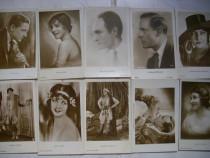Lot Carte Postala actori anii '30