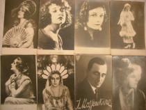 Lot Carti Postale actori anii'30- 1