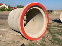 Tuburi beton armat pentru podețe