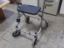 Carucior cadru ajutator (rolator ortopedic)
