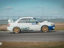 Subaru Impreza Spec C Rally Car