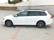 Volkswagen golf 7 break 2.0 tdi 150 cp ,euro 6, panoramic