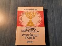 Istoria universala a poporului evreu de Alfred Harlacanu