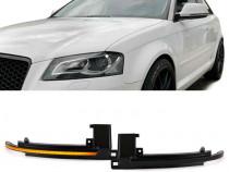Semnalizari Oglinzi dinamice Audi A3 8P A4 B8 A5 B8 A6 C6 A8