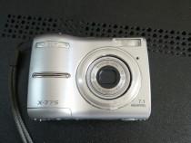 Aparat foto Olympus x-775, 7.1 megapixeli, display defect.