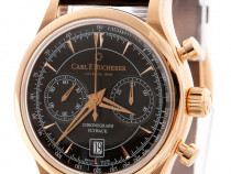 Ceas Carl F. Bucherer Manero Flyback Chronograph 18K Rose Go