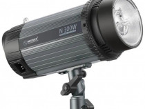 Blitz (flash) studio 300W 5600K cu lampa modelare - Neewer