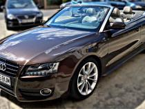 Audi A5 CABRIO / quattro / S line / 3.0 d