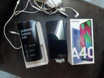 Samsung A40 Full Box, arata ca nou, 9,5/10.