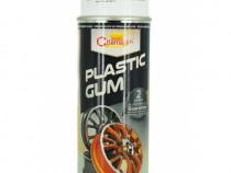 Spray Vopsea Champion Color Cauciucata Plastic Gum Alb 400ML