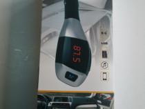 Modulator fm X7 cu bluetooth