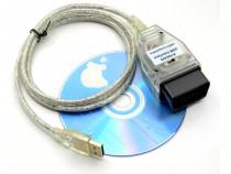 Tester/diagnoza bmw/mini ista+/inpa + cablu k+dcan cu switch