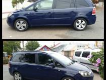 Opel Zafira B. 2006, 7 Locuri navigatie climatronic germania