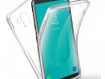 Husa telefon Silicon Samsung Galaxy A8 2018 a530 clear