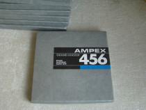 Banda Magnetofon AMPEX 456 Grand Master 18 cm Inregistrata