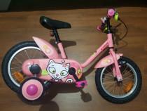 """Bicicleta btwin 14"""" ca nouă"""