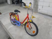 Bicicletă pentru copii,cu roți pe 18