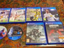 Joc PS4 Fifa 16 17 18 Wolfenstein Battlefield Destiny Shadow