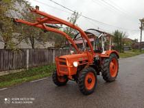 Tractor FIAT 415 DT 4x4 cu încărcător frontal
