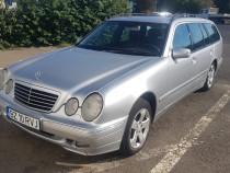 Mercedes E-class Avantgarde Break 2.2 CDI 2002*fiscal*clima