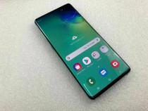 Samsung S10+/S10Plus/128GB/8GB/Folie Full/Turcoaz-Impecabil