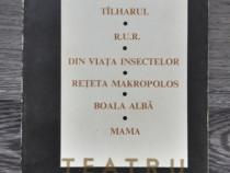 Karel capek teatru