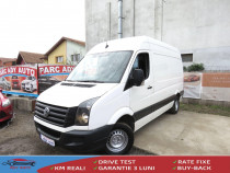 Vw crafter / 2.0 tdi / 135 cp /rate fixe /garantie /buy back