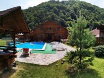 Vila cu piscina - Lepsa, Vrancea