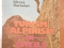 Turism si alpinism in Cheile Turzii de Mihai Vasile + harta