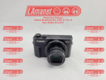 Aparat Foto Compact Canon PowerShot G7 X Mark II 20.1Mpx