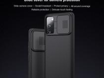 Husa Samsung Galaxy S20 FE Husa NILLKIN CamShield U01230697