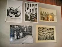 B836-I- ww2-Lot 5 foto militari al 3 lea Reich originale.