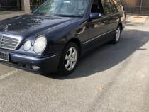 Dezmembrez Mercedes E 270 cdi din anul 2001