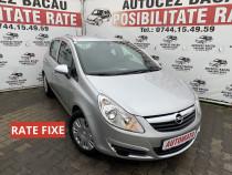 Opel Corsa 2009-AUTOMATA-Benzina 1.4-Km 86000-RATE-