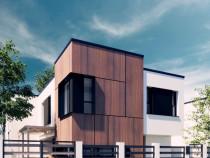 Vila tip duplex, complet finisata, 155 mp curte,Com. Berceni