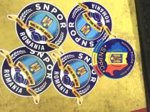 Stickere/abtibilduri sindicat snpor, noi, calitate